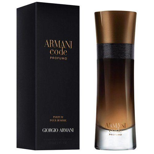 Giorgio Armani Code Profumo 60ml Eau De Parfum Edp Herrenparfum