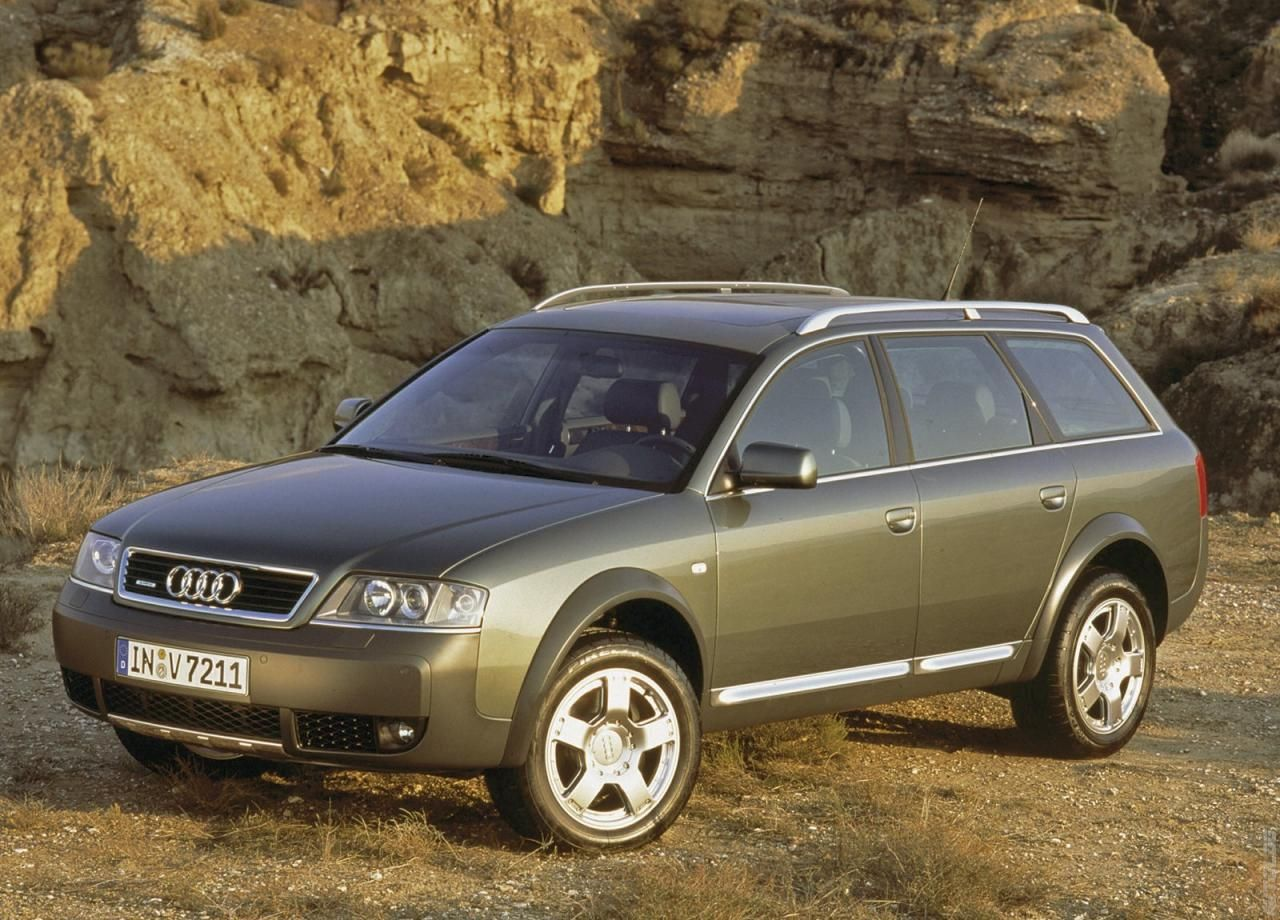 2000 Audi A6 Manual Allroad Quattro Pinterest Cars
