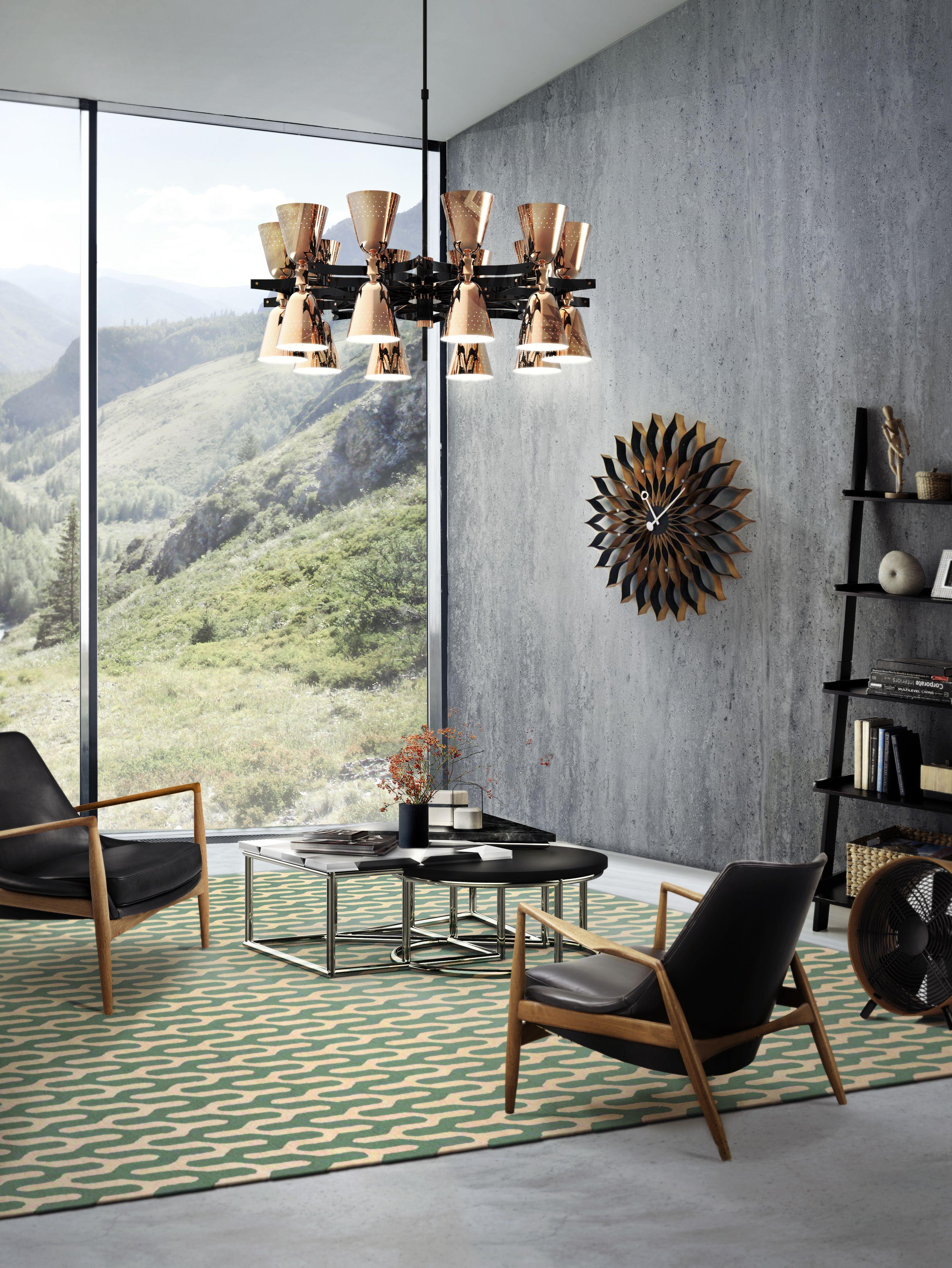 Herbst 2017: Luxuriöse Wohnzimmer Für Den Herbst | Wohnzimmer Ideen | Luxus  Möbel | Klassisch Modern | Eklektisch | Herbst Winter 2017 2018 ...
