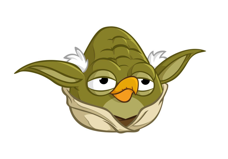 Angrybirds Starwars2 Character Yoda 01 Vector Master Jpg 1251 874