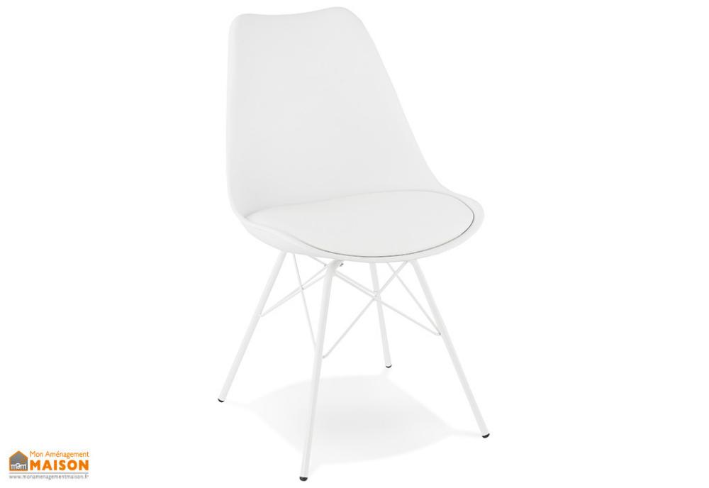 Epingle Par Mon Amenagement Maison Sur Chaises Bancs Et Fauteuils Chaise Bois Design Decoration Moderne Chaise Metal