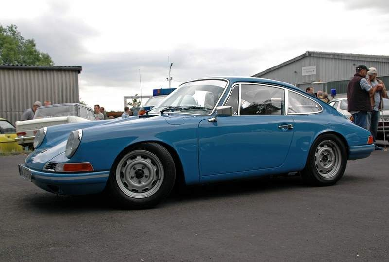 Early Porsche steel wheel question... - Pelican Parts Technical BBS