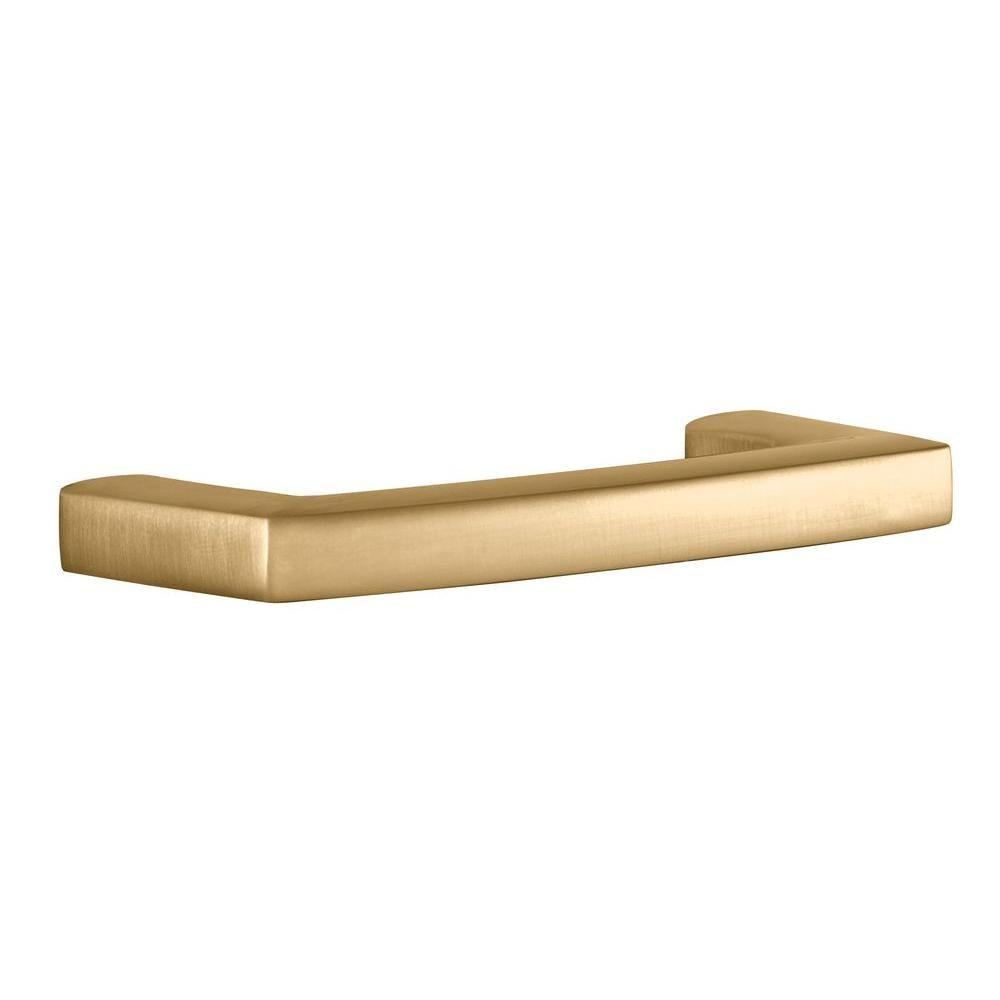 Kohler Margaux 3 1 X2f 2 In Vibrant French Gold Cabinet Pull K 16263 Af The Home Depot Brushed Bronze Drawer Handles Drawer Pulls