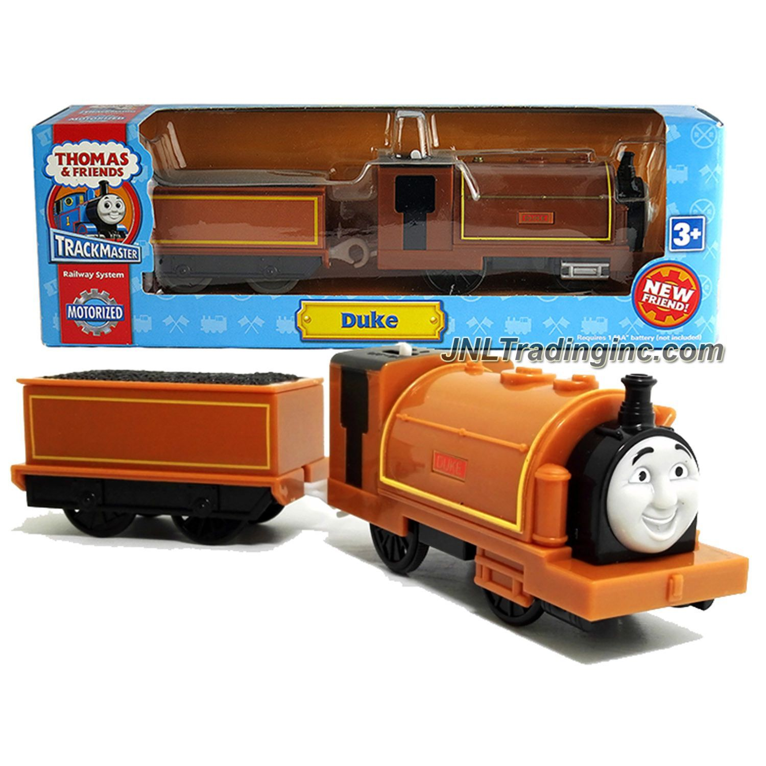 Hit toy thomas and friends trackmaster motorized railway 2 for Thomas friends trackmaster motorized railway