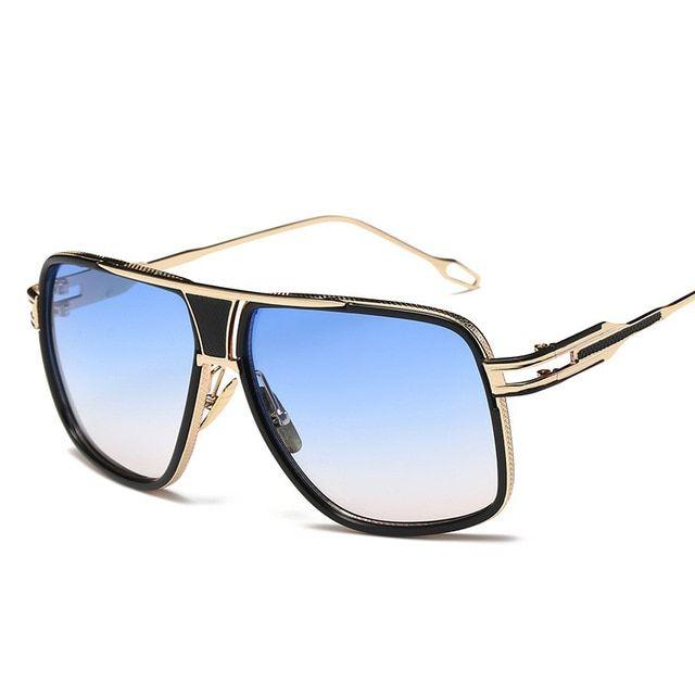 New Style 2019 Sunglasses Men Brand Designer Sun Glasses