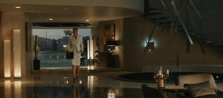 Inside Malibu Mansion Iron Man