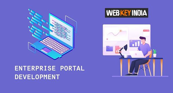 WebKeyIndia Enterprise Portal Development Services