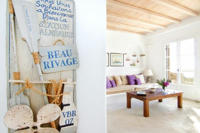 ▷ 1001+ photos inspirantes pour une décoration grecque | Coastal ...