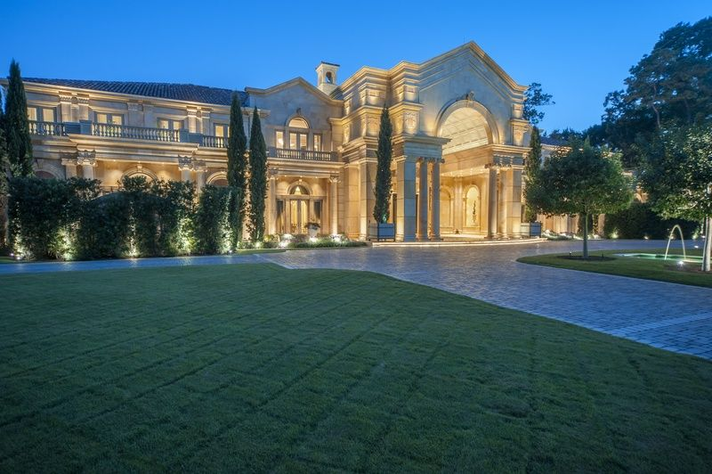 Beautiful Mansions For Sale houston's most expensive home ever: $43 million super mansion for