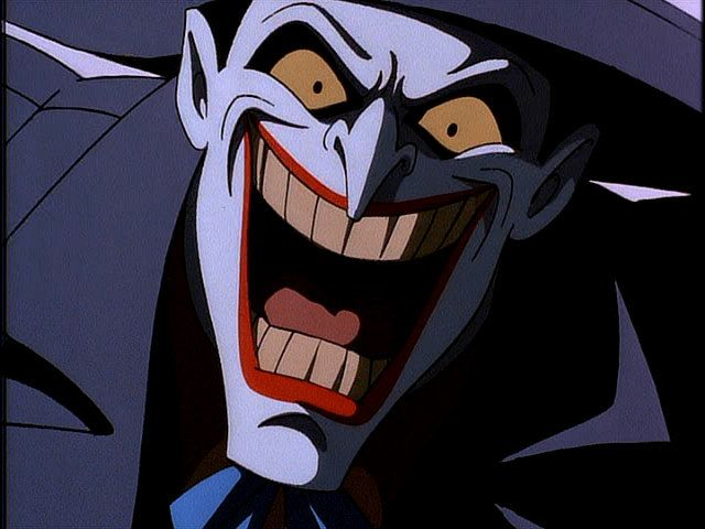 Joker From The Batman Animated Series Voiced By Mark Hamill Fun