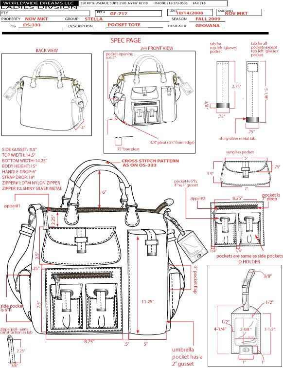 Fantastic Bags Designed For Designers  Core77