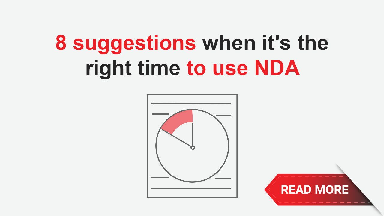 Here Are Some Times When You Should Be Using A Nda  Non