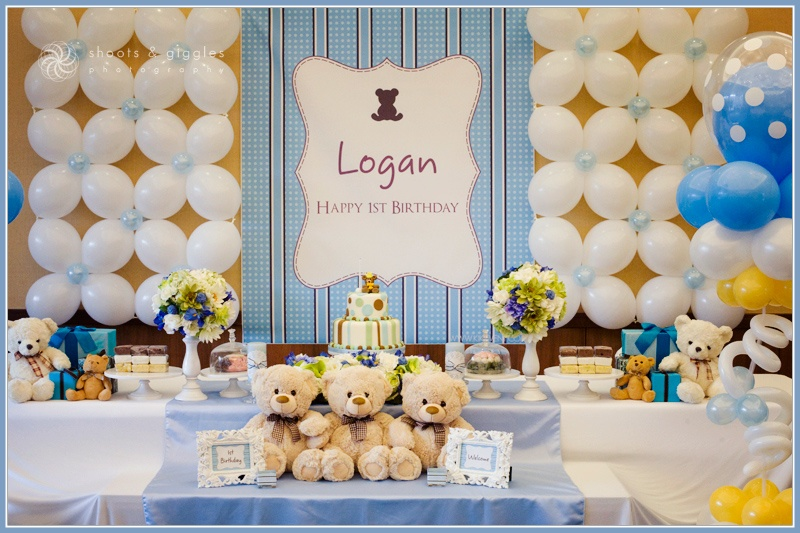 Party Frosting Teddy Bear Ideas Inspiration