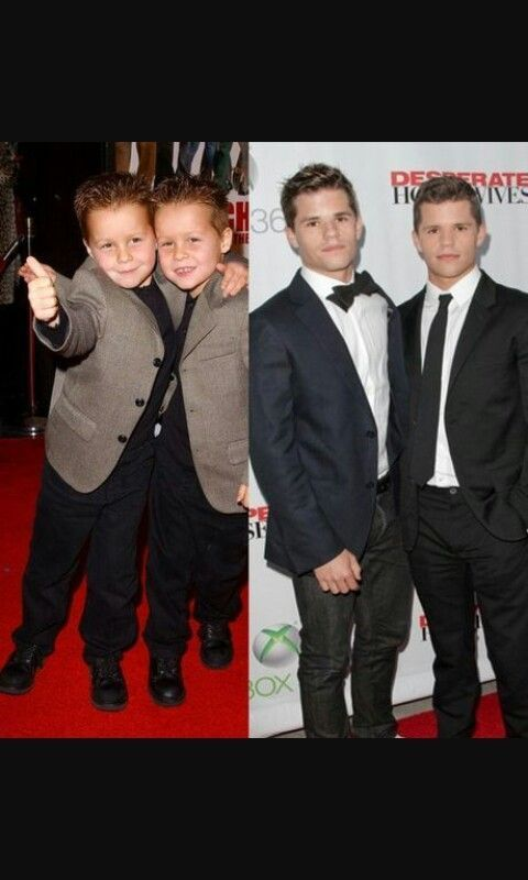 the twins from cheaper by the dozen are the twins in teen