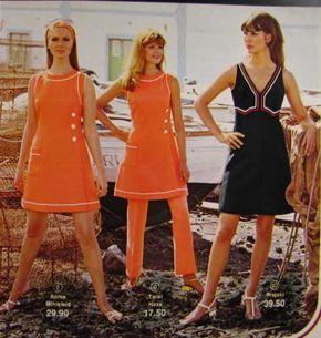 Aus Dem Sommer Quelle Katalog 1969 Avec Images Mode Mode