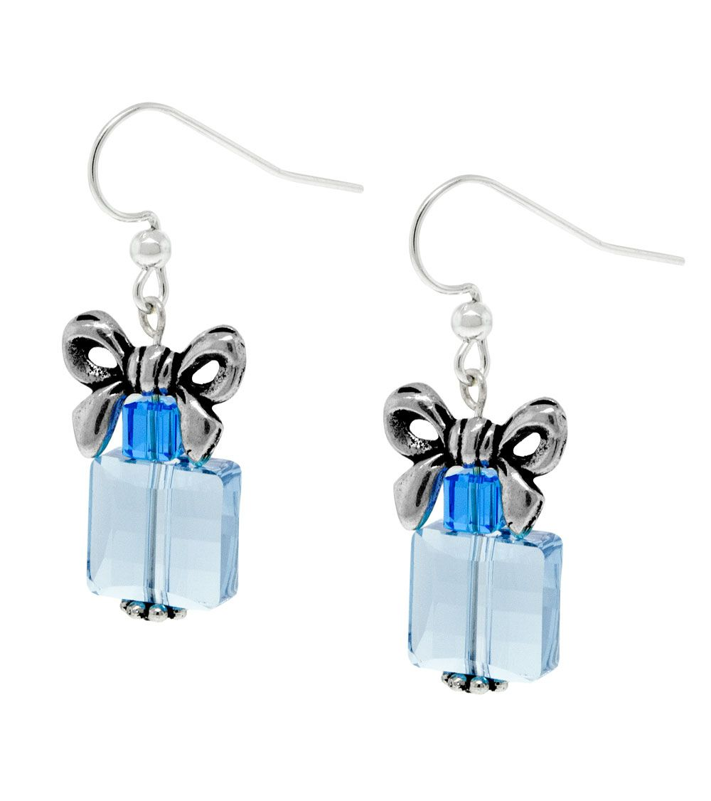 All Wrapped Up Earrings   Fusion Beads Inspiration Gallery
