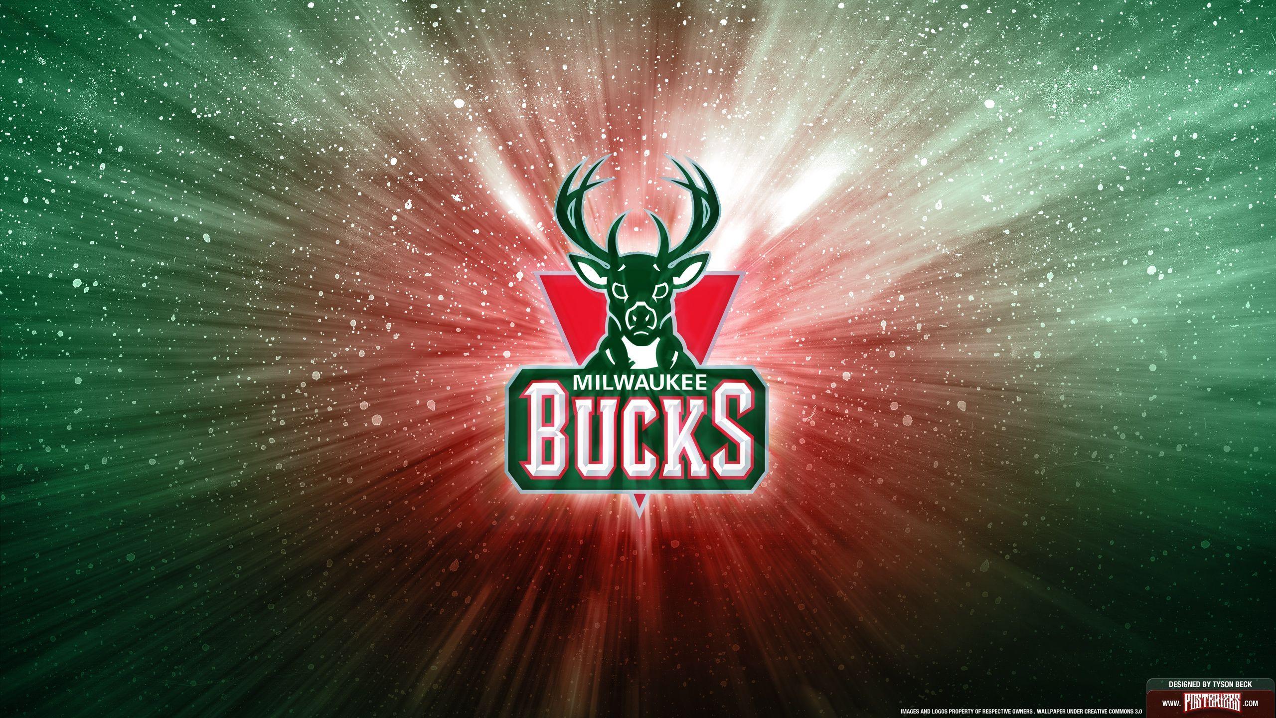 Milwaukee Bucks Logo Basketbal