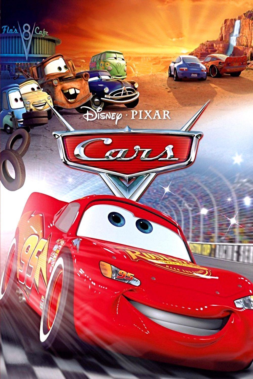 Cars Pixar movies