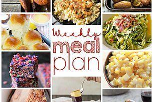 Easy Meal Plan November 16- 22