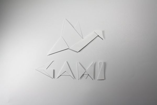 Gami by Ole Fredrik Ekern, via Behance