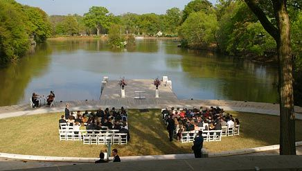 Lake Clara Meer Is The Heart Of Piedmont Park And Its Dock Provides An Unmatched View