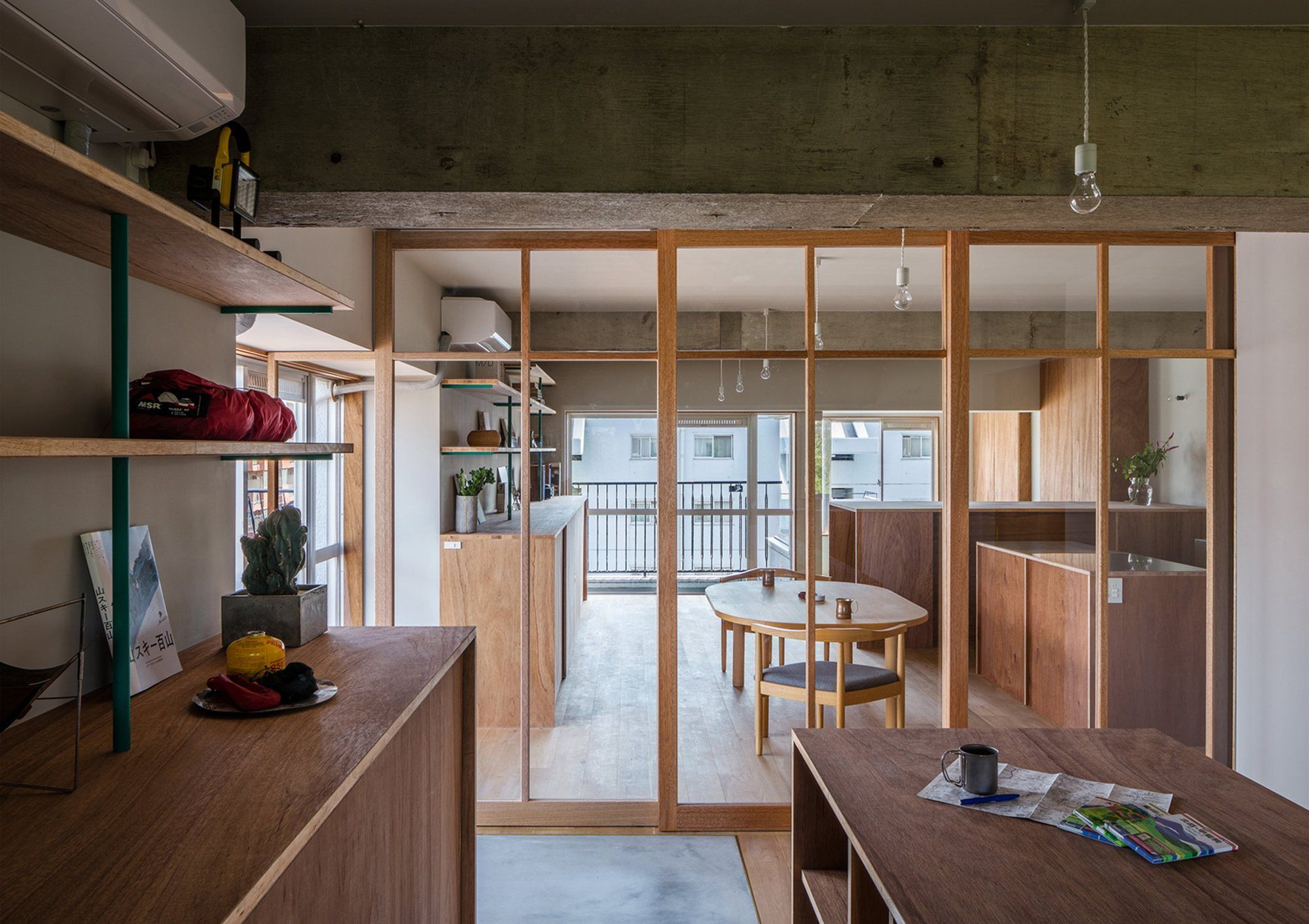 House In Chofu Snark Condominium House And Japan Interior