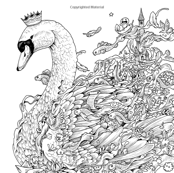 Imagimorphia: An Extreme Colouring and Search Challenge: Amazon.de ...