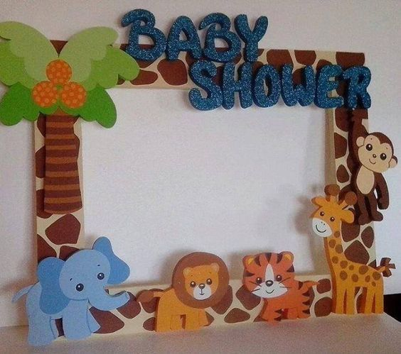 Decoracion de baby shower para ni o 27 babies safari - Decoracion para ninos ...