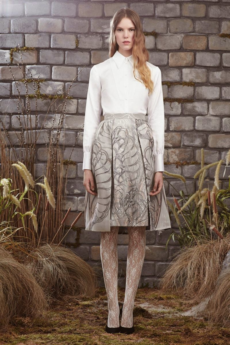 Cool Chic Style Fashion: Runway | Honor Pre-Fall Collection for 2014