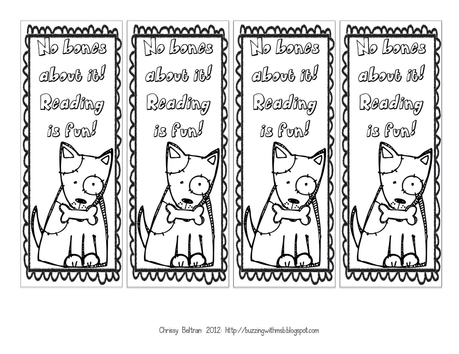 Bookmarks to color of dr king - She S A Fifth Grade Teacher In The District Next To Mine And She Wanted Her Kids