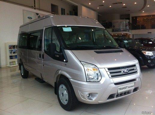 Bán Ford Transit Giá Tốt Nhất Miền Nam
