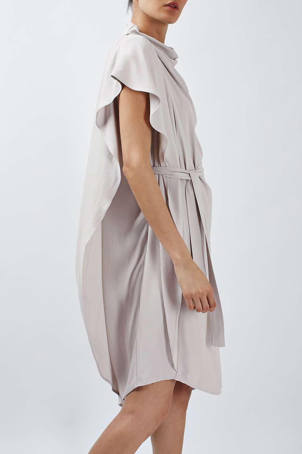 Asymmetric Waterfall  Dress by Boutique
