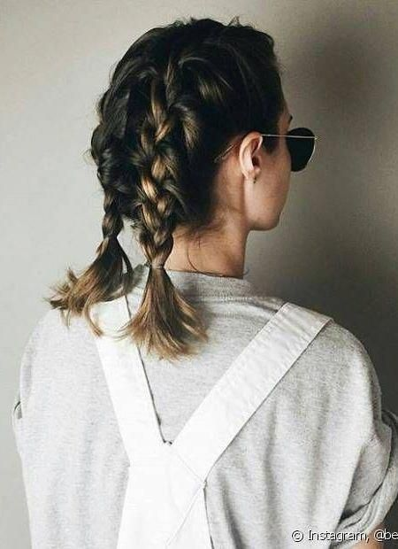Rope twist boxer braids! - August 17 2019 at 02:00PM   - Easy Hairstyles - #0200...,  #0200PM #August #Boxer #boxerbraidsFrisuren #Braids #Easy #Hairstyles #Rope #Twist