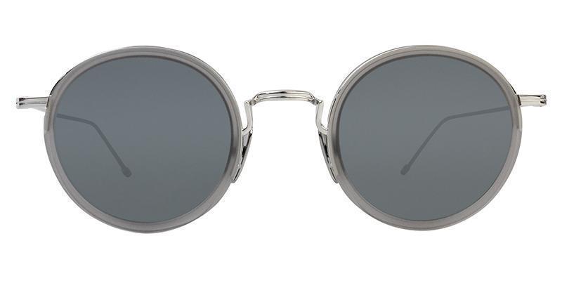 b91c7b9e74c Thom Browne - TBS906-46-03 Silver - Gray sunglasses