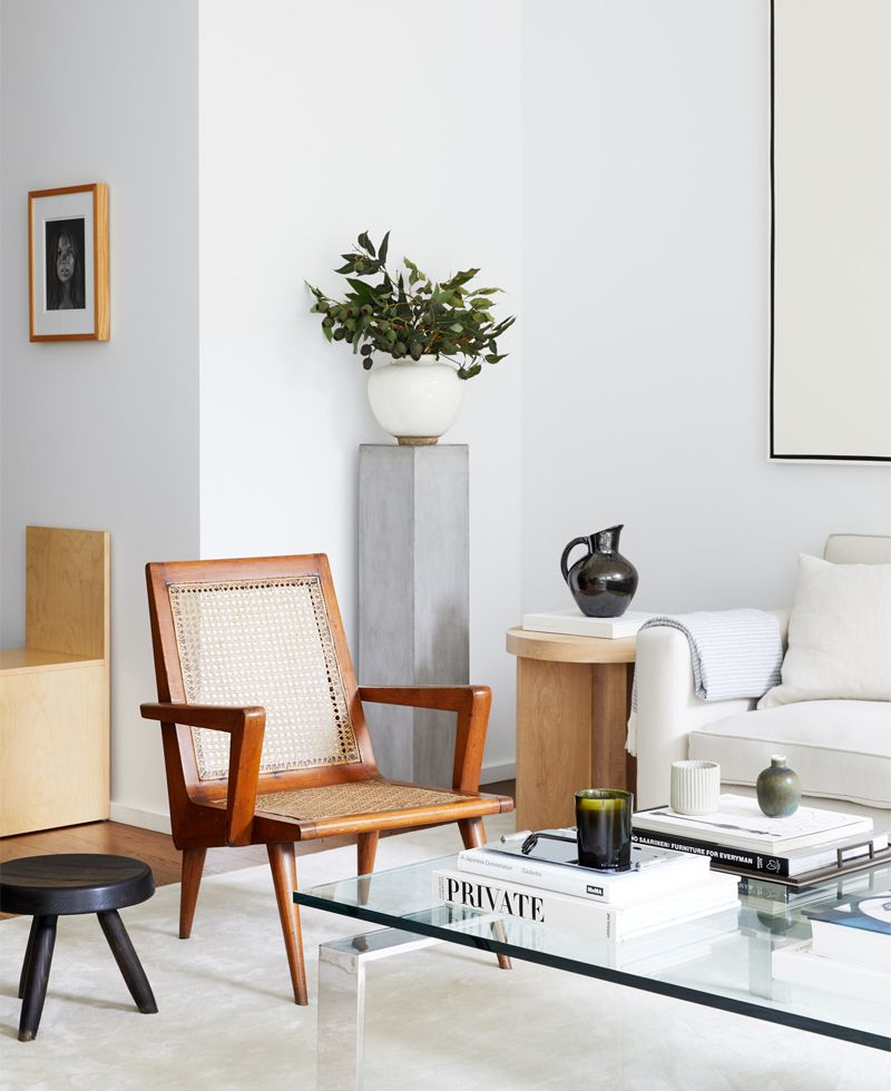 The Earthy Modern New York Apartment of our Dreams is part of The Earthy Modern New York Apartment Of Our Dreams - Alyssa Kapito is known for her elegant, upscale interiors  With a