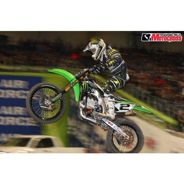 Ryan Villopoto ❤ liked on Polyvore featuring motocross
