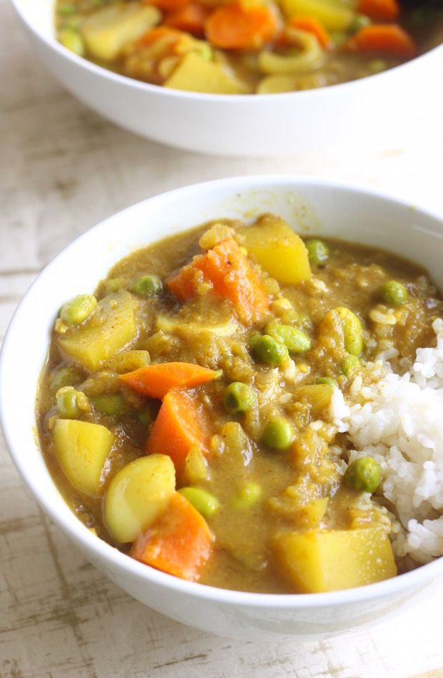 An Asian Spice Shop Japanese Vegetable Curry Curry Recipes Vegetable Curry Vegetable Curry Recipes