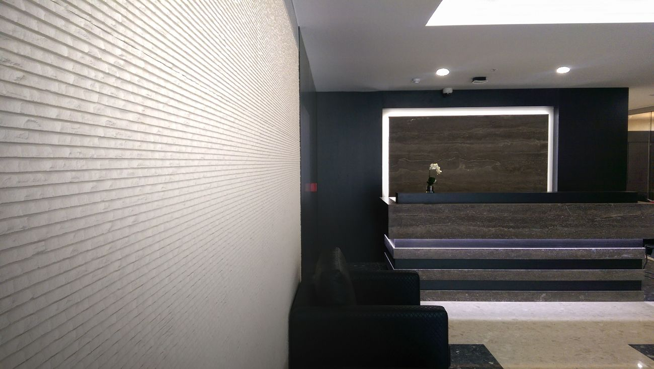 Interior 3d Wall Paneling By Stonini Lightweight