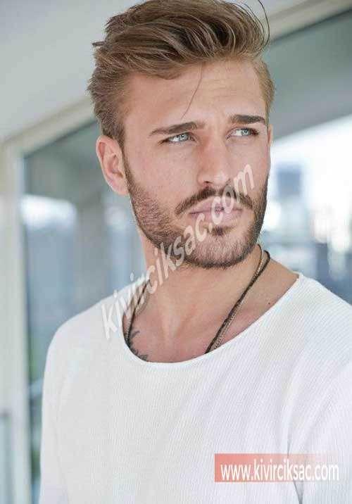 Uzun Yuzlu Erkek Sac Modelleri Erkek Sac Modelleri Sarisin Erkekler Erkek Sac Kesimleri