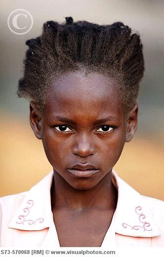 12 year old girl, Mozambique - Mariano Pozo | People of ...
