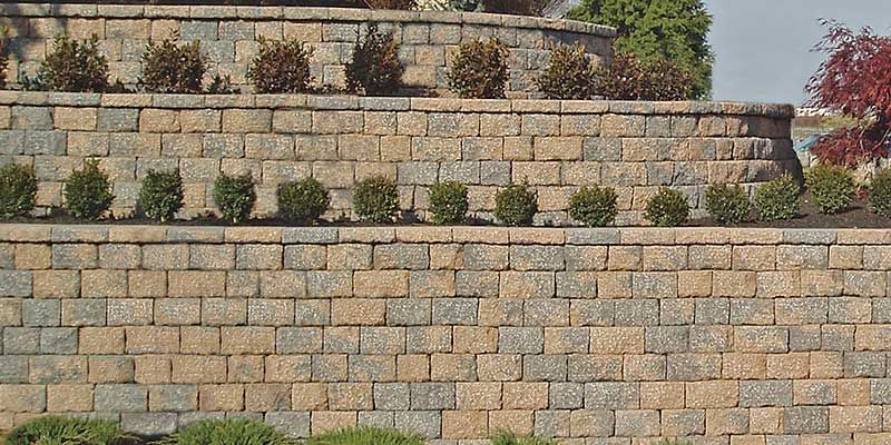 Cost To Build A Retaining Wall In 2020 Inch Calculator Building A Retaining Wall Retaining Wall Concrete Block Retaining Wall