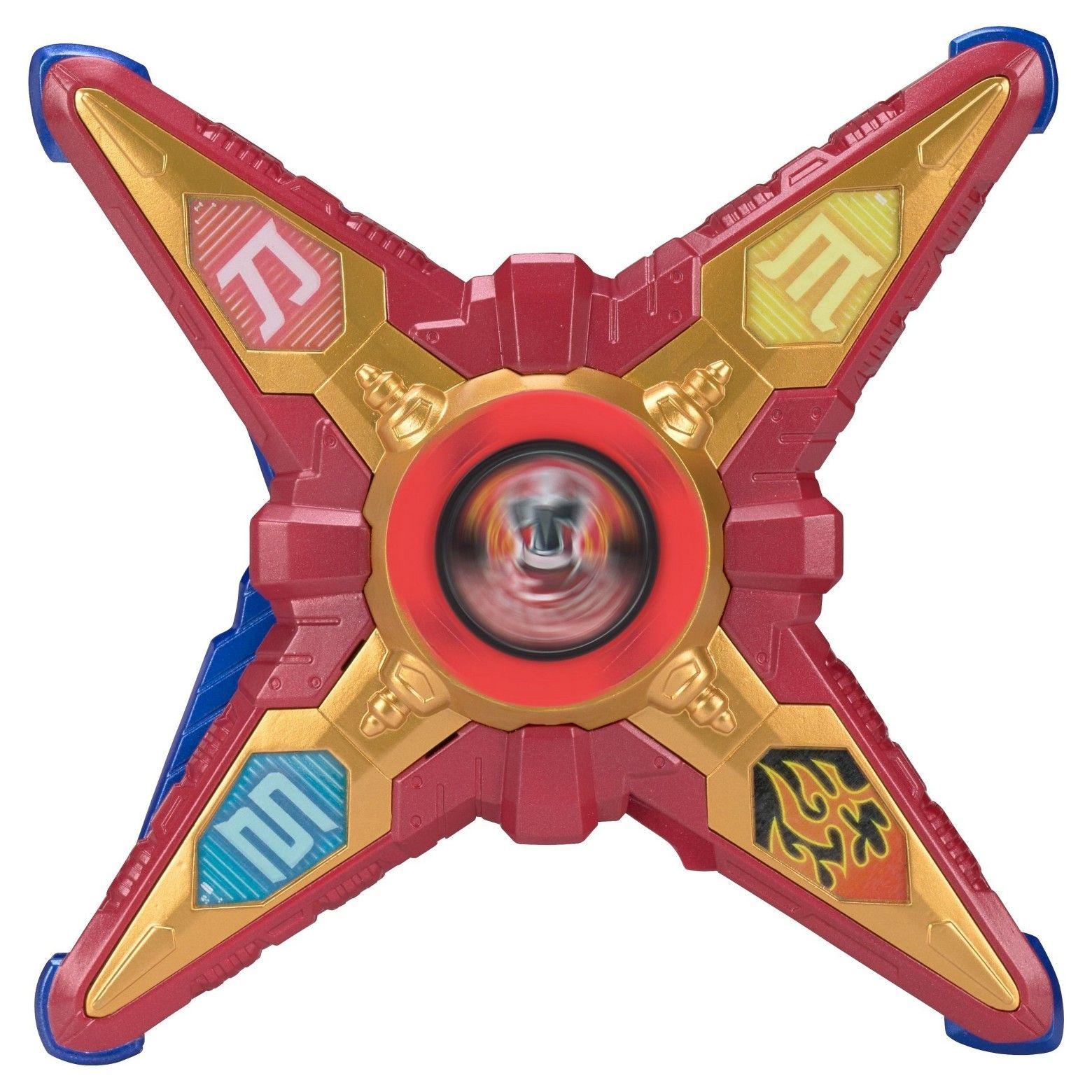 Power Rangers Ninja Steel - DX Ninja Battle Morpher
