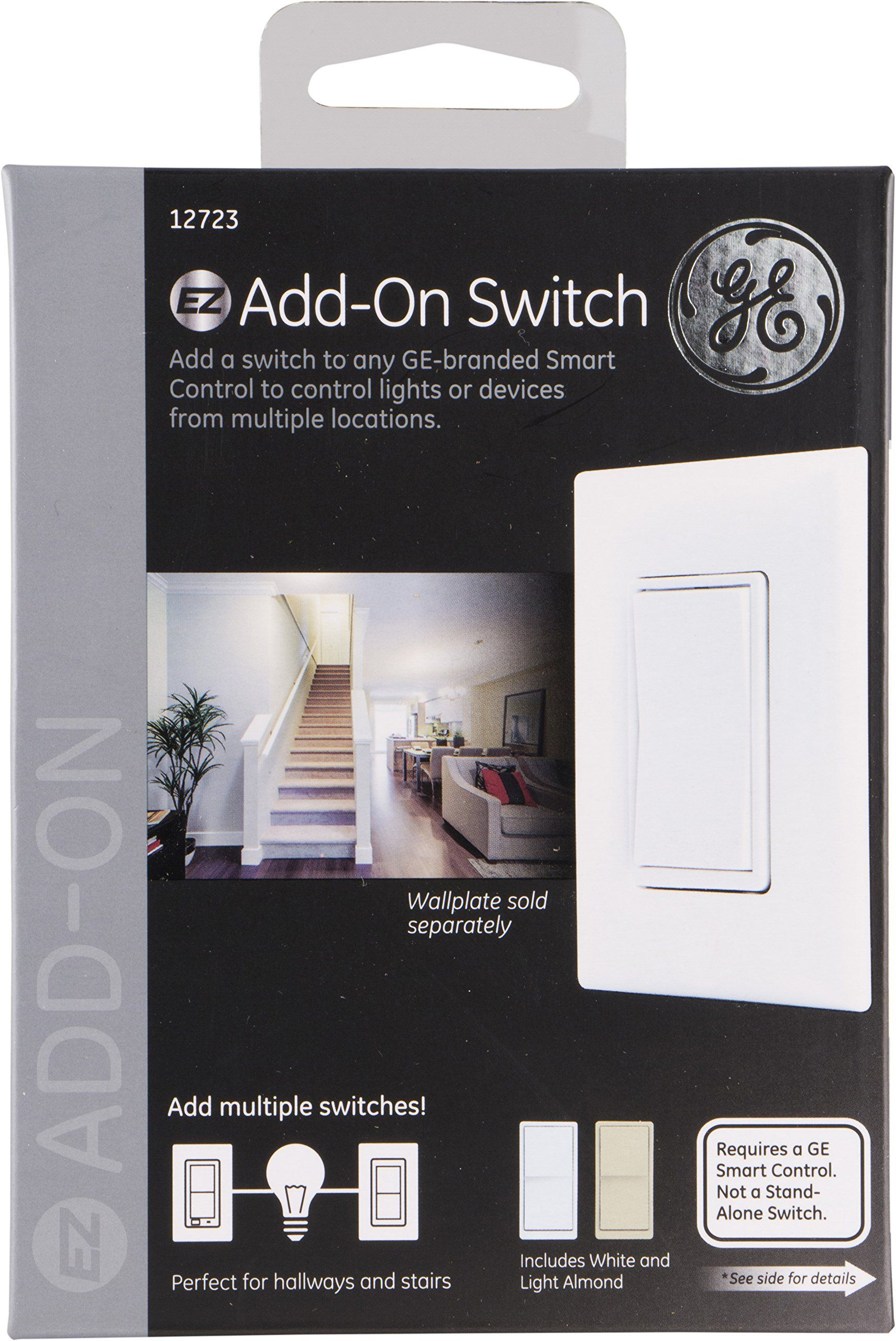 Ge Addon Switch Only For Zwave Zigbee And Bluetooth