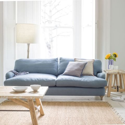 Jonesy Sofa In 2020 Comfy Sofa Upholstered Sofa Sofa Styling