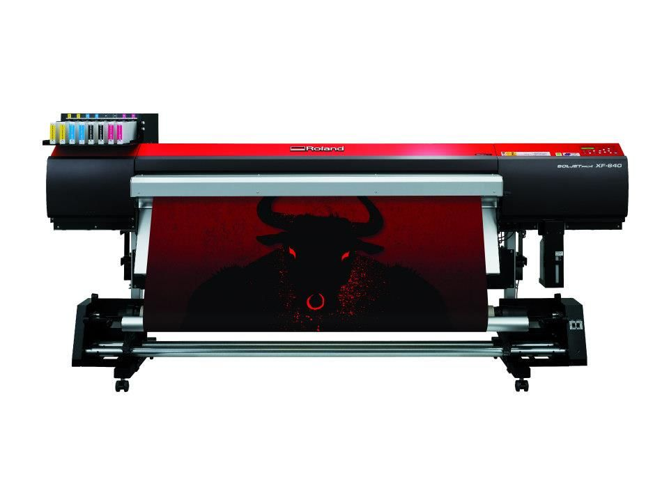 Browse Roland DGs Range Of Wide Format Printers Utilising The Latest Developments In Eco Solvent Ink Technology