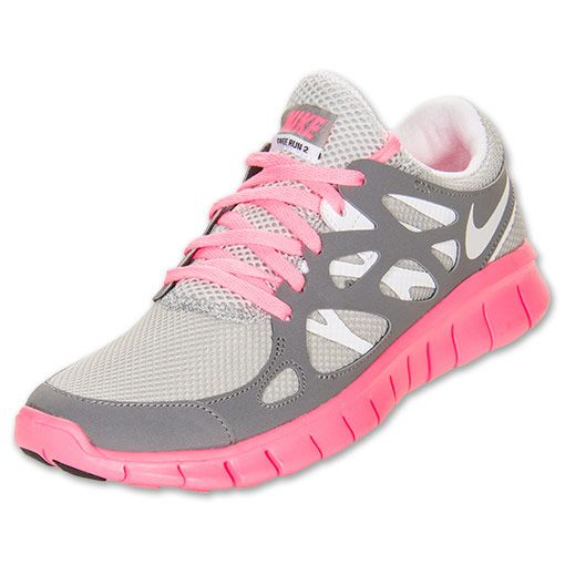Women's Nike Free Run+ 2. My fav style workout shoe. It's VERY light.