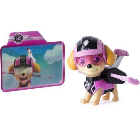 Paw Patrol Hero Pup Mission Paw Skye Walmart Com