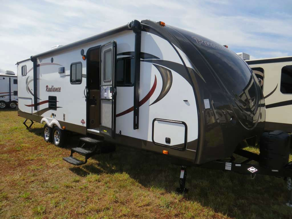 2015 Radiance R 28qbss Used Travel Trailers Recreational