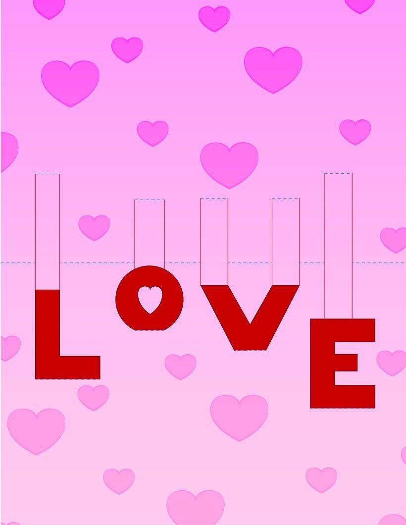 Tarjeta Pop Up 3d Amor Sorpresa Pinterest Paper Pop Pop Up Y Pop