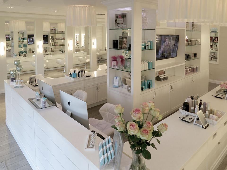 SOTY 2014 Cloud 10 Blowdry Bar and Makeup Salon Salon